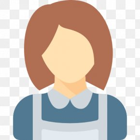 Women Wear Aprons - Avatar Profession Maid Icon PNG