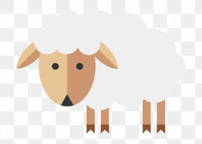 Gentle Goat - Sheep Goat Cattle PNG