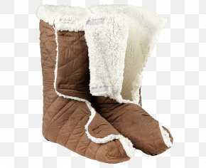 Boot - Snow Boot Slipper Footwear Shoe PNG