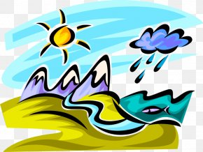 Climatology Vector - Clip Art Vector Graphics Image Illustration PNG