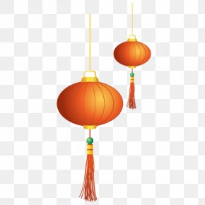 Chinese New Year - Paper Lantern Clip Art Chinese New Year Vector Graphics PNG