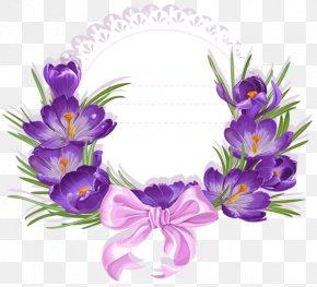 Flower - Flower Crocus Stock Photography Clip Art PNG
