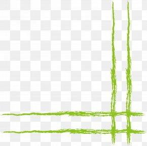 Green Line Frame - Software Framework Clip Art PNG