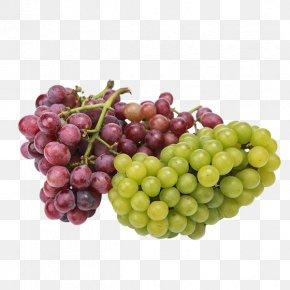 Purple Grape Green Grapes - Sultana Kyoho Juice Grape PNG