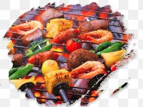 BBQ On The Tongue - Barbecue Hamburger Chuan Food PNG