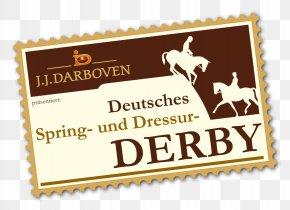 Hamburg Klein Flottbek Deutsches Spring- Und Dressurderby Dressage Show Jumping PNG