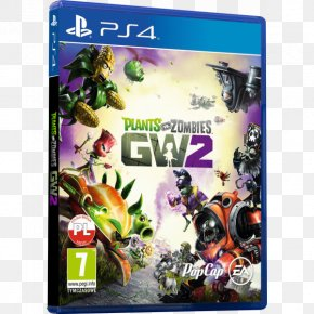 Plants Vs. Zombies: Garden Warfare 2 PlayStation 4 Video Game PNG