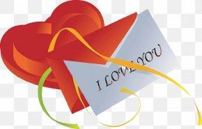 Valentine's Day Card Design - Valentine's Day Euclidean Vector PNG