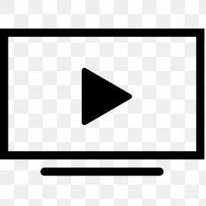 Play Button - Television Show Download Icon Design PNG
