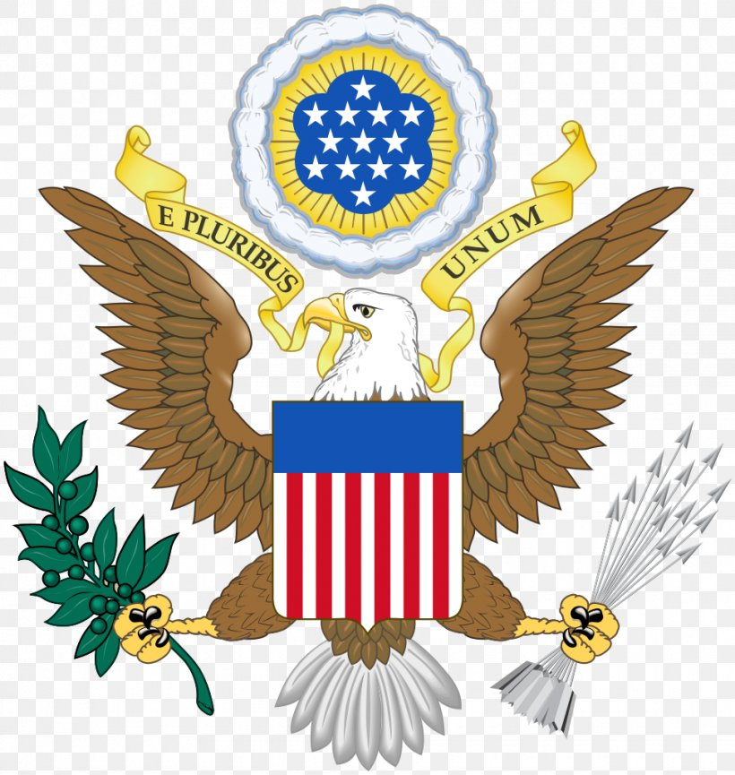 Great Seal Of The United States Coat Of Arms Federal Government Of The United States Flag Of The United States, PNG, 970x1024px, United States, Beak, Bird, Bird Of Prey, Coat Of Arms Download Free