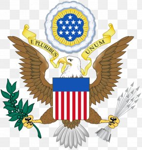 Great Seal Of The United States - Great Seal Of The United States Coat Of Arms Federal Government Of The United States Flag Of The United States PNG