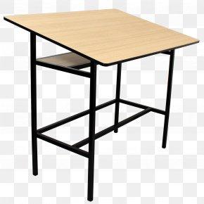 Table - Table Furniture School Carteira Escolar Formica PNG