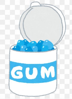 Chewing Gum Food Bad Breath Tooth Decay Dentist PNG
