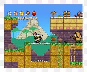 Platform Game Side-scrolling Tile-based Video Game PNG