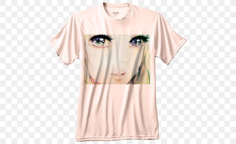 T-shirt Shoulder Sleeve, PNG, 500x500px, Tshirt, Active Shirt, Clothing, Neck, Shirt Download Free