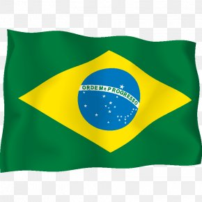 Flag - Flag Of Brazil 2018 World Cup National Flag PNG
