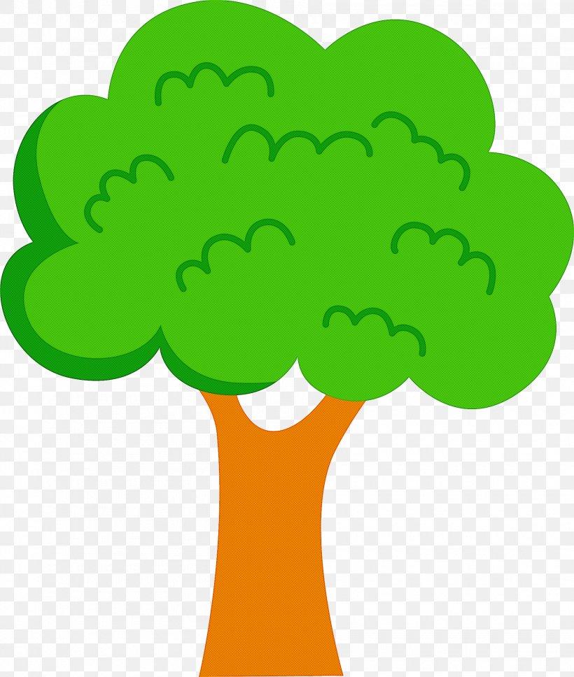 Green Clip Art Leaf Tree Plant, PNG, 1890x2232px, Green, Broccoli, Cruciferous Vegetables, Leaf, Plant Download Free