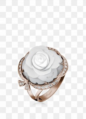 Ring - Ring Breguet Beach Rose Jewellery Carat PNG
