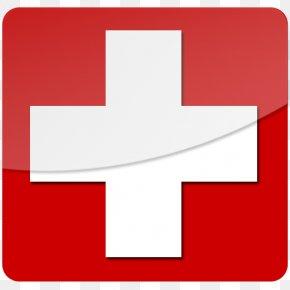 Medical Cross - American Red Cross Symbol Christian Cross Clip Art PNG