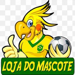 Mascote Copa - 2018 World Cup Brazil National Football Team 2014 FIFA World Cup Loja Do Mascote Campeonato Brasileiro Série A PNG