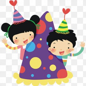 Party - Clip Art Party Hat Children's Party Birthday PNG