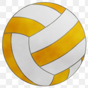Net Sports Sports Equipment - Volleyball Cartoon PNG