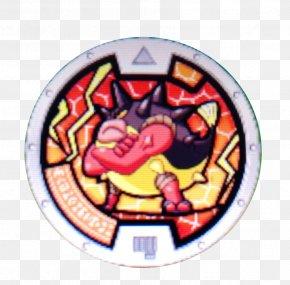 Medal - Yo-kai Watch 2 Jibanyan Yōkai Medal PNG