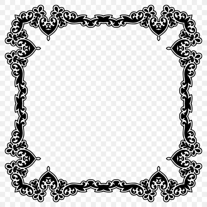 Art Deco Borders Borders And Frames Graphic Design Clip Art, PNG, 1000x1000px, Art Deco Borders, Art, Art Deco, Art Nouveau, Black And White Download Free