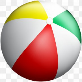 Colorful Beach Ball Transparent Clip Art Image - Image File Formats Lossless Compression PNG