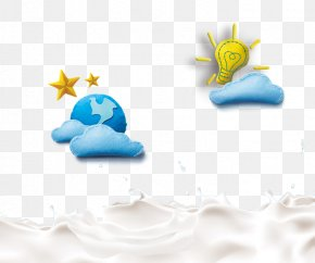 Cloth Clouds Lamp - Price Designer Icon PNG
