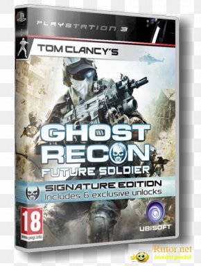 Tom Clancy's Ghost Recon - Tom Clancy's Ghost Recon: Future Soldier Tom Clancy's Ghost Recon Advanced Warfighter 2 Tom Clancy's Ghost Recon Phantoms PNG
