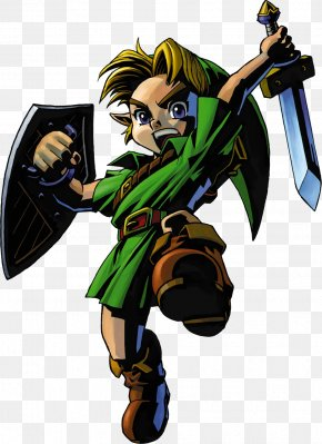 The Legend Of Zelda - The Legend Of Zelda: Link's Awakening The Legend Of Zelda: Majora's Mask 3D The Legend Of Zelda: Ocarina Of Time PNG