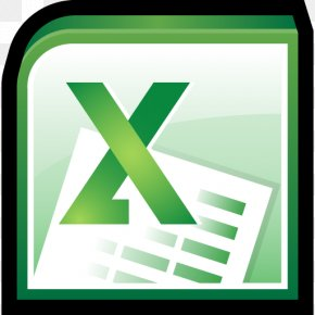 Microsoft Office Excel - Triangle Computer Icon Area PNG
