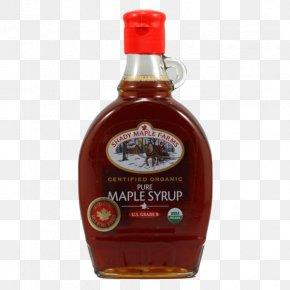 Organic Food Supermarkets - Maple Syrup Pancake Organic Food Liqueur PNG