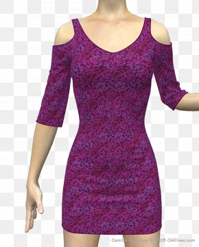 Clothing Patterns. - Cocktail Dress Designer Clothing Pattern PNG