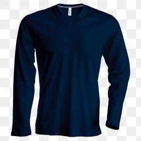 T-shirt - Long-sleeved T-shirt Tracksuit Long-sleeved T-shirt Neckline PNG