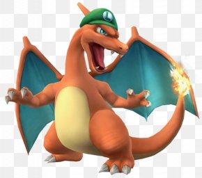 Charizard - Pokémon X And Y Super Smash Bros. For Nintendo 3DS And Wii U Super Smash Bros. Brawl Charizard PNG