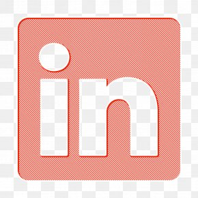 Rectangle Logo - Linkedin Icon Social Icon Social Media Icon PNG