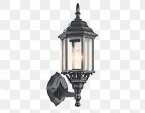Street Light - Lighting Sconce Light Fixture Lantern PNG