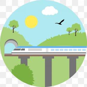 Train Car - Rail Transport Train High-speed Rail Icon PNG