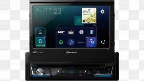 Car - Vehicle Audio ISO 7736 Automotive Head Unit Car Pioneer Corporation PNG