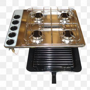 Major Appliance - Barbecue Table Cooking Ranges Gas Stove Hob PNG