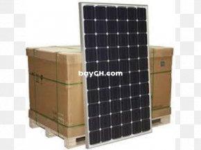 Solar Generator - Solar Panels Solar Power Photovoltaic System Solar Energy Photovoltaics PNG