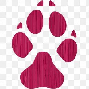 Dog - Dog Cat Paw Clip Art Footprint PNG