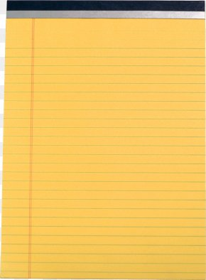 Paper Sheet Image - Ruled Paper PNG
