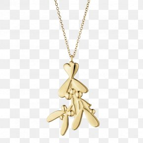 Jewellery - Body Jewellery Necklace Gold Chain PNG