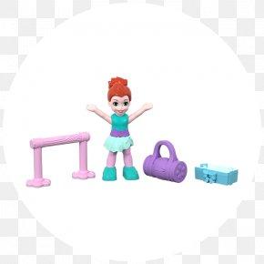 Polly Pocket - Mattel Polly Pocket Barbie Doll Monster High PNG