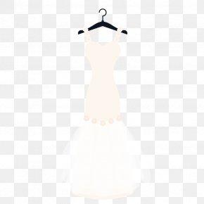 Vector Evening Dress - Gown Dress Neck Pattern PNG