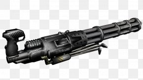 Machine Gun - Machine Gun Ranged Weapon Air Gun Gun Barrel Firearm PNG