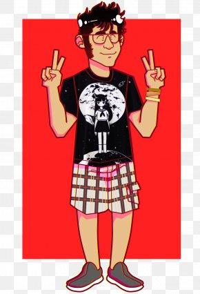 T-shirt - T-shirt Tartan Thumb Clip Art PNG